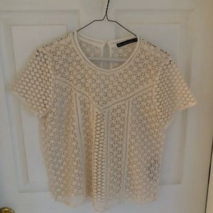 Abercrombie & Fitch spring top size small